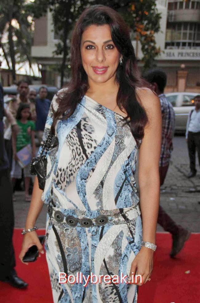 Pooja Bedi, RR Jewellery Line Launch