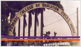 FCET Akoka (in Affiliation with UNIBEN) Post UTME Form