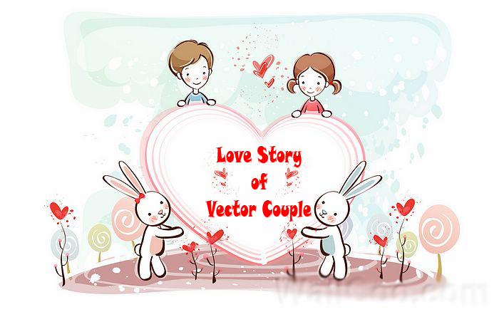 Love Story Of Vector Couple Part 2 Title Love Story Of Vector