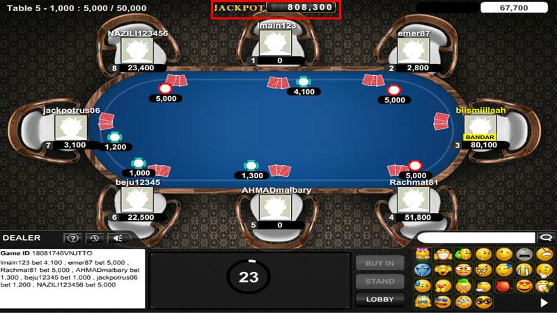 Cara Menang Bermain Poker Online DI PKV Games