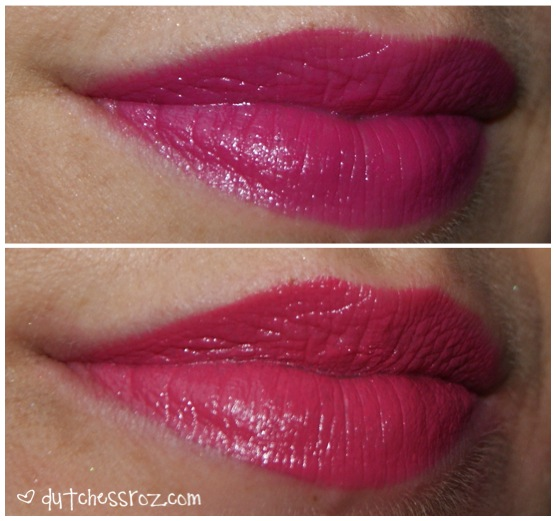 LipTasticSwatches Be Liptastik with Eyeko
