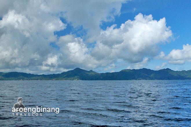 danau tondano sumaru endo remboken minahasa sulawesi utara