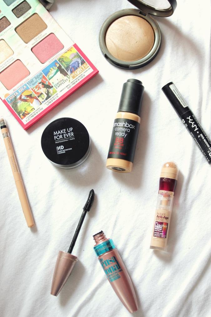 kosmetyki na wyjazd kosmetyczka
