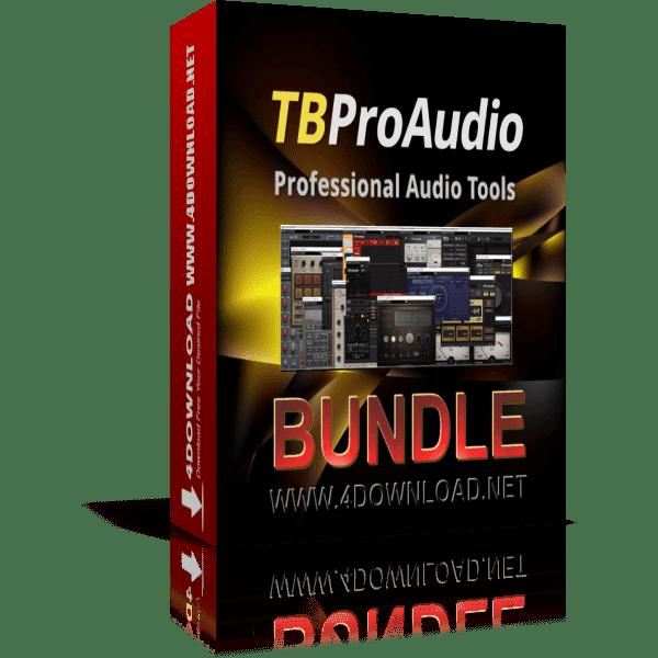 TBProAudio Bundle 2019 Full version