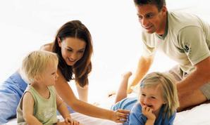 Le rôle de la femme dans la famille