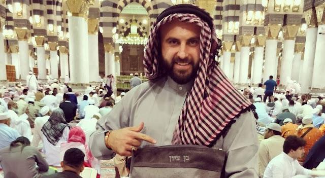 Foto Kontroversial di Masjid Nabawi, Warga Israel Diusir dari Kuwait