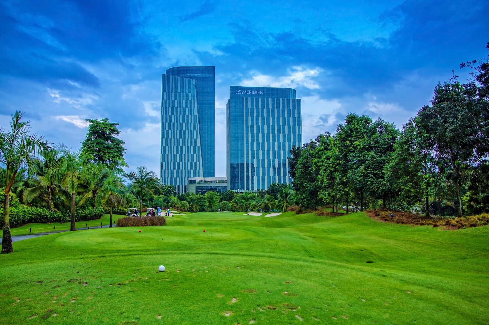 Palm Garden Golf Club Ioi Resort City Putrajaya
