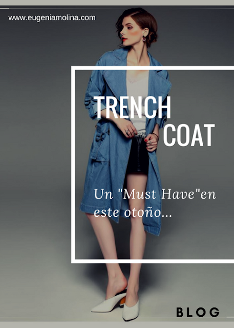 trench coat 2017 trends tendencias