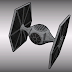 PaperCraft: Tie Fighter Star Wars