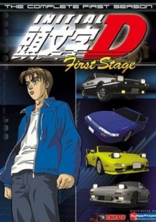 Initial D First Stage Episode 01-26 [END] MP4 Subtitle Indonesia