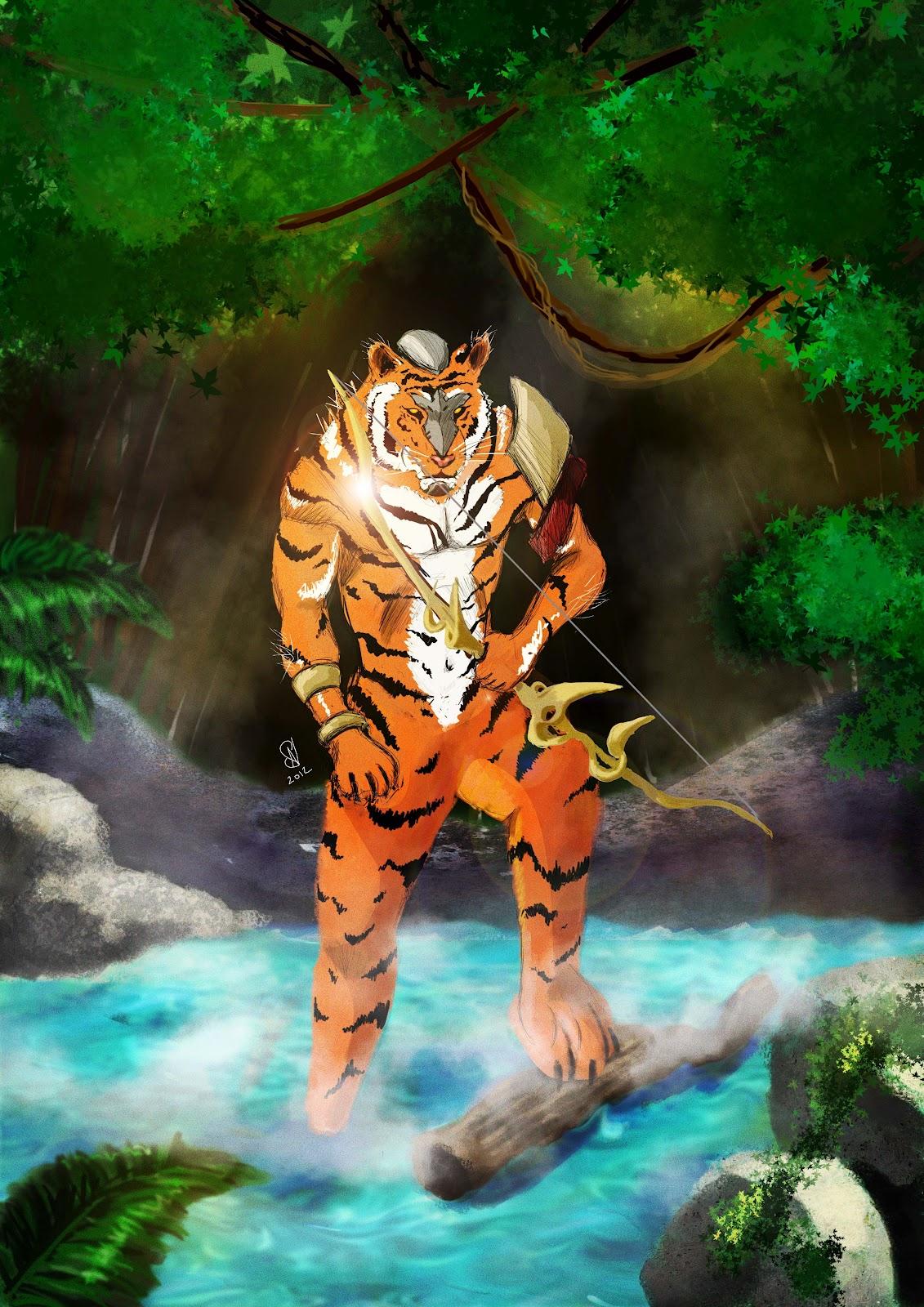 Tiger Warrior Game