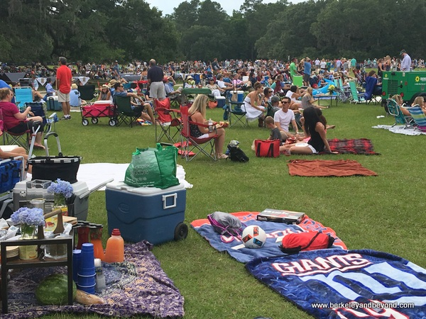 Spoleto Festival at Middleton Place plantation in Charleston, South Carolina