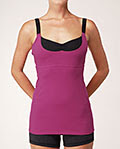 lululemon free ya tank in raspberry