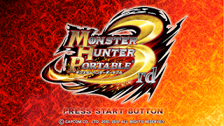 Monster Hunter Portable 3rd English For PPSSPPP