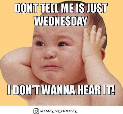Wednesday - I wanna hear it