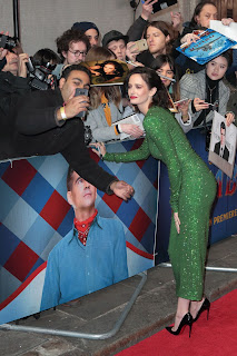 Eva Green At Dumbo European Premiere in London