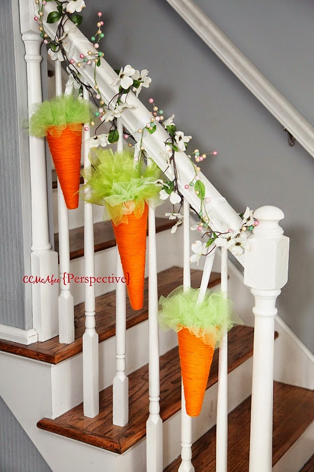 carrot decorations