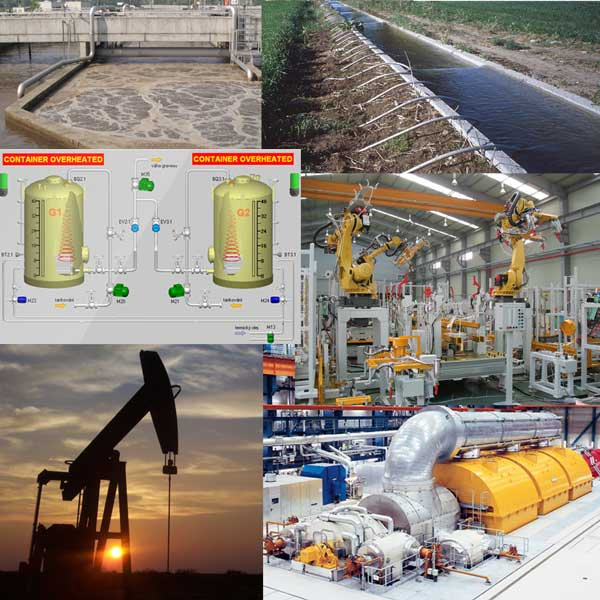 Practical SCADA in Various Kinds