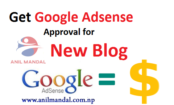How to Get Google Adsense Approval With A New Blog