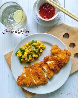 Ide Resep Masak Chicken Katsu