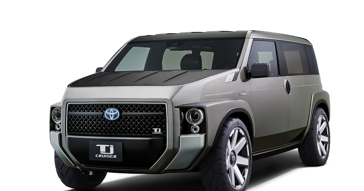 toyota tj cruiser when suv and a van meet in one car autoreportng. Black Bedroom Furniture Sets. Home Design Ideas