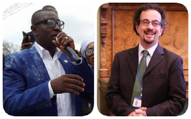 'UK is not heaven' – Mugabe fires in a twitter war with Jon Benjamin