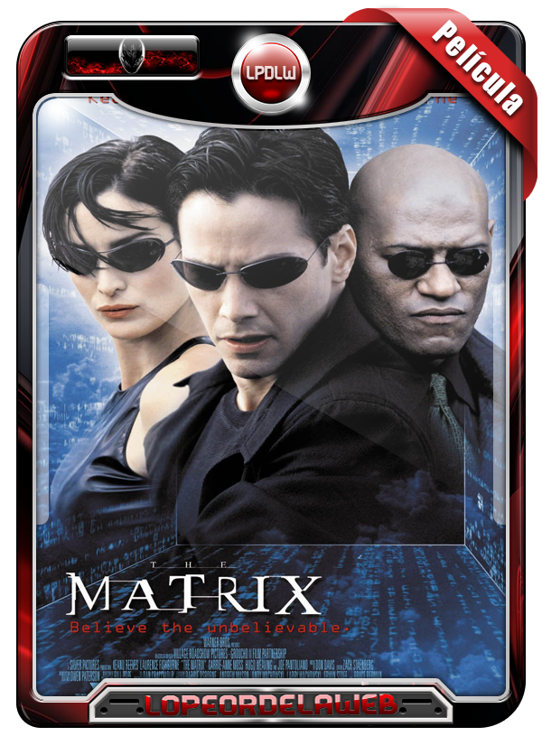 Trilogía: The Matrix (Cyberpunk) 720p [liviano] Mega Uptobox