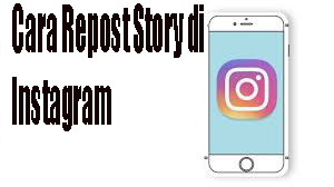 Cara Repost Story di Instagram 1