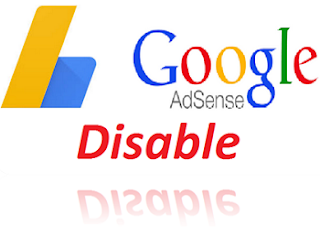 Akun Google Adsense DI Banned Disable