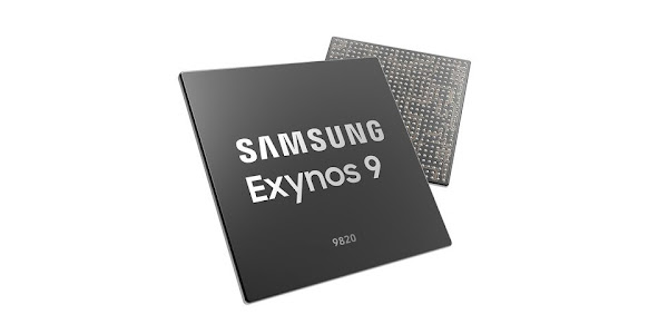 Samsung Exynos 9820 officially announced
