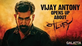 Exclusive : Vijay Antony opens up about Yaman