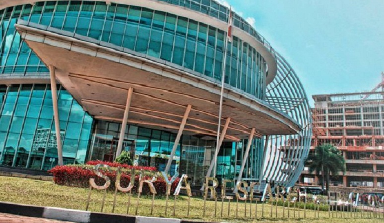 PENERIMAAN MAHASISWA BARU (STKIP SURYA) 2018-2019 SEKOLAH TINGGI ILMU EKONOMI DAN PENDIDIKAN SURYA