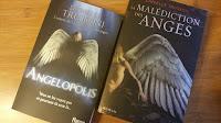 Angelopolis - La Malédiction des Anges de Danielle Trussoni