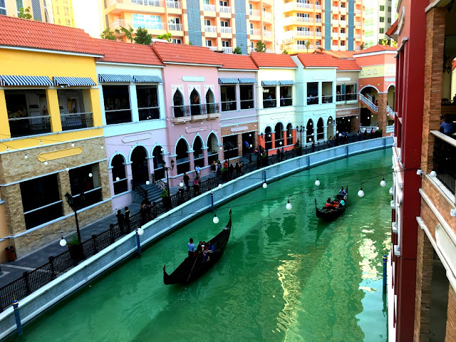 Venice Grand Canal Mall - Venice Piazza, McKinley Hill, BGC Taguig