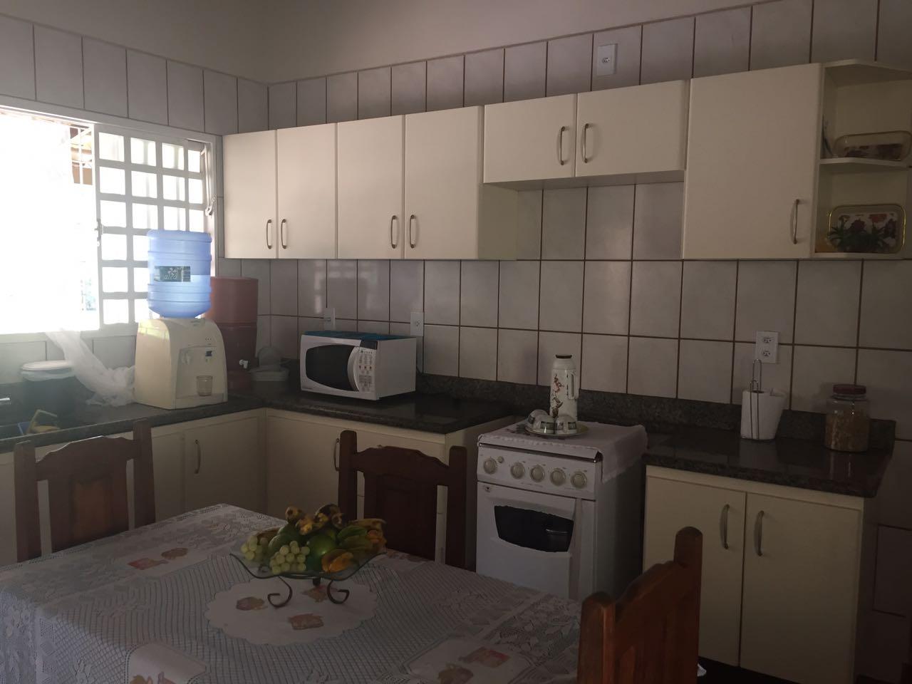 foto condomínio morada do sol uberlandia-visao parte cozinha