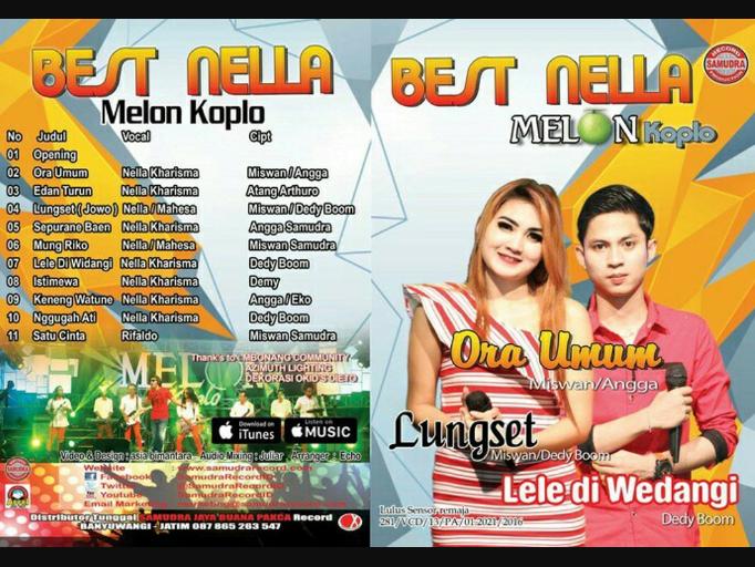Download Lagu Nella Kharisma Album Melon Koplo Best Nella Terbaru