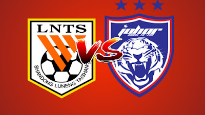 Live Streaming Shandong Luneng vs JDT AFC Champions League 9.4.2019