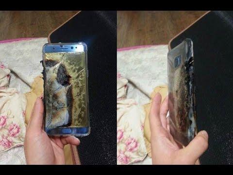 Galaxy Note 7 Gerçekten Patlıyor Mu?