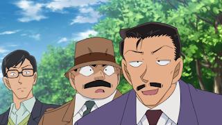 Detective Conan - Episódio: 935 – A Vidente e os Três Clientes