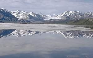 Buzul Gölü Örneği
