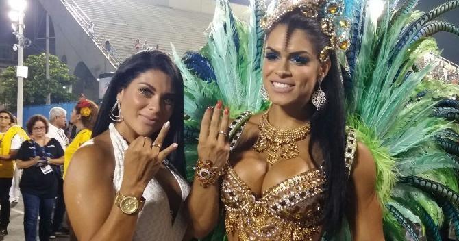 Matrimonio Simbolico En Brasil : Por simas noivado de musas do carnaval em plena