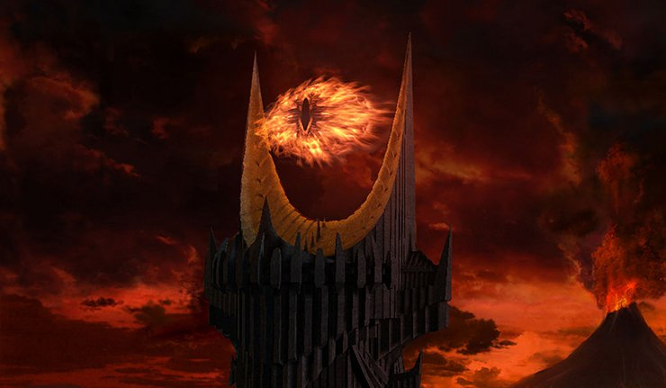 Sauron  The Hobbit Film Trilogy Wikia  FANDOM powered by