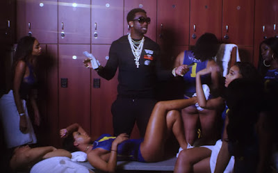 Gucci Mane Premieres 'Icy Lil Bitch' Video