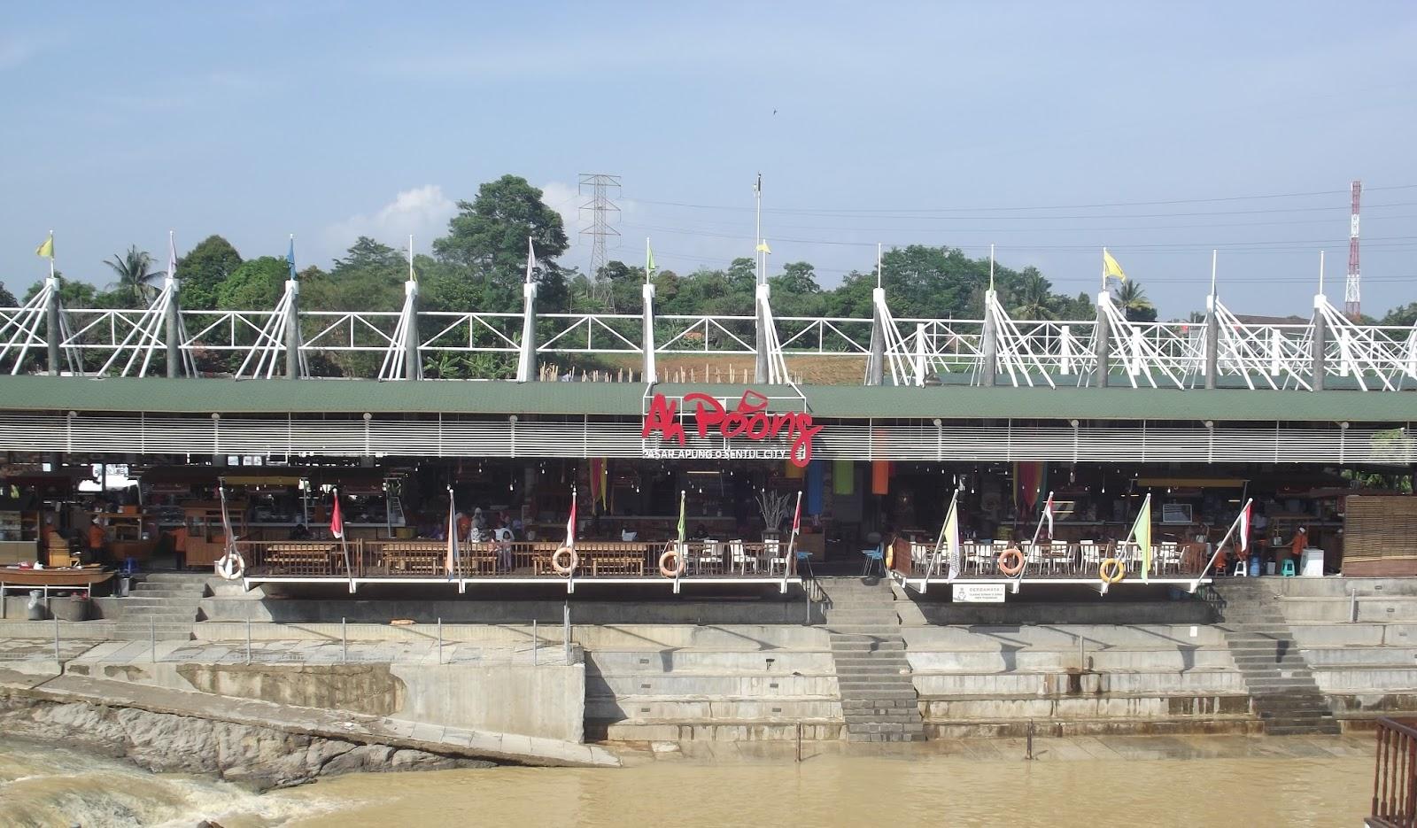 Icip-Icip Kuliner Ah Poong Pasar Apung Sentul City