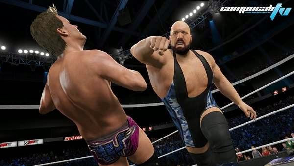WWE 2k15 PC Game Español
