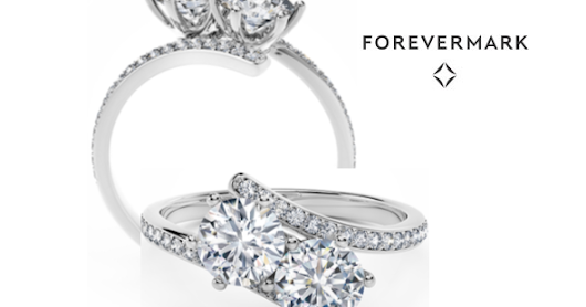 "FOREVERMARK LAUNCHES 2016 HOLIDAY CAMPAIGNS - ""Ever Us"" Two Stone...."