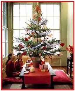 A mi manera tips para decorar una sala peque a en navidad for Decorar mi sala pequena