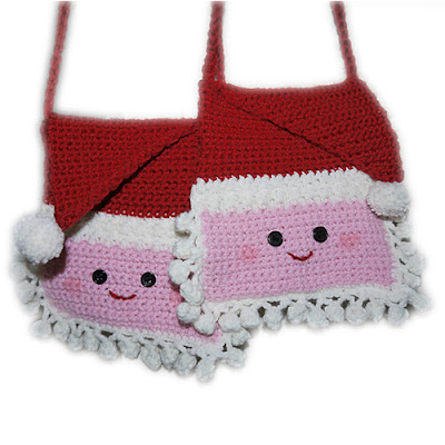 10 Free Santa Claus Theme Crochet Patterns