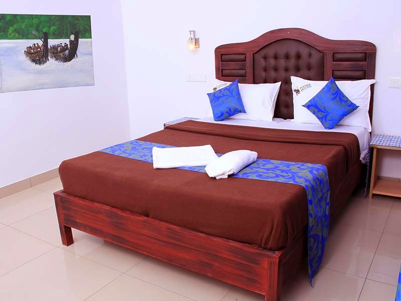 good homestays in thekkady, family homestay in thekkady with good valley view