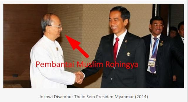 Natalius Pigai: Kenapa Jokowi Takut Sekali Terhadap Myanmar?